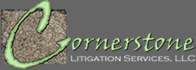 Cornerstone Litigation Services Logo